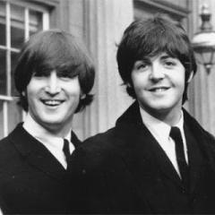 Lennon and McCartney - economists