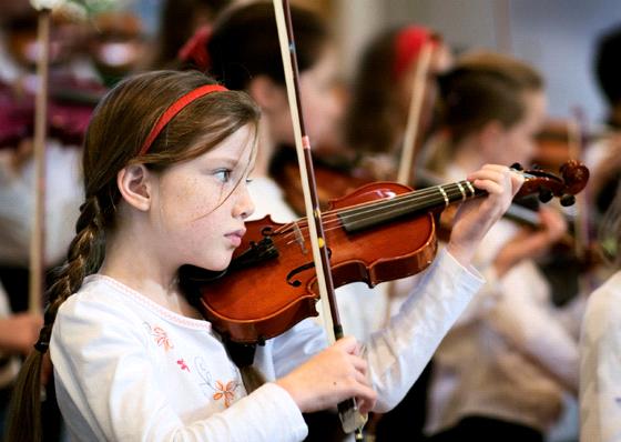 orchestra recital
