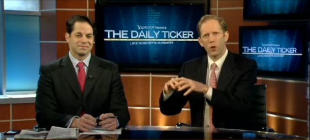 Henry Blodget at Yahoo Finance - The Daily Ticker