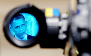 Obamas transparency pledge - now we see right through it