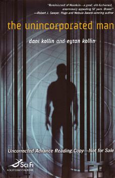 The Unincorporated Man – by Dani Kollin and Eytan Kollin – 2009