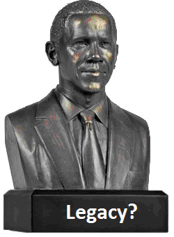 Barack Obama Bust - Untitled