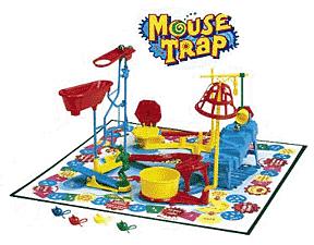 Government Bureaucratic Mousetrap