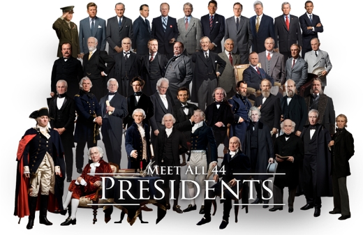 Meet All 44 Presidents