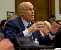 18 September 2008 - Hank Paulson testifying for TARP