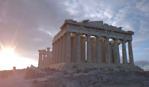 The Parthenon - A monument to former greatness
