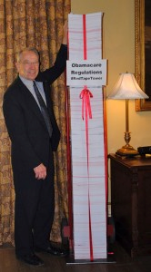 Obamacare regulations taller than Iowa Senator Chuck Grassley