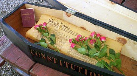 Dead Constitution