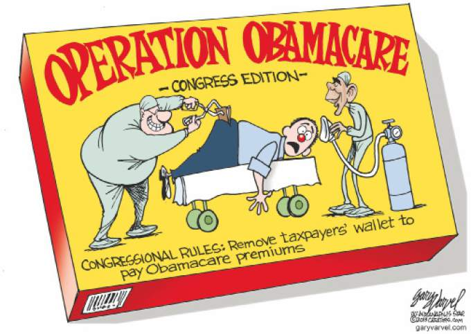 the necessity of obamacare in the Why chief justice roberts' reasoning may spell the eventual death of obamacare.