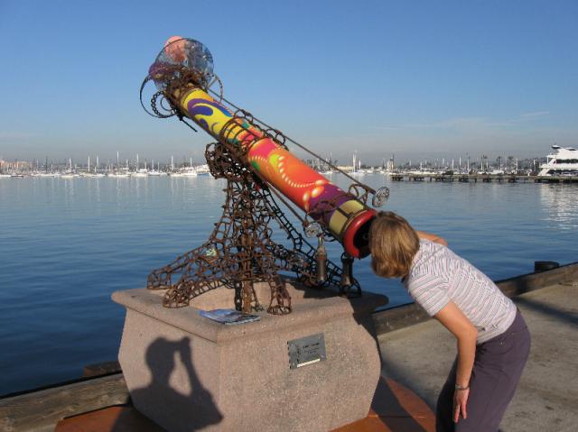 San Diego kaleidoscope