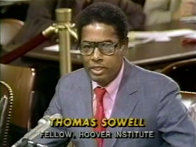 Thomas Sowell in 1987