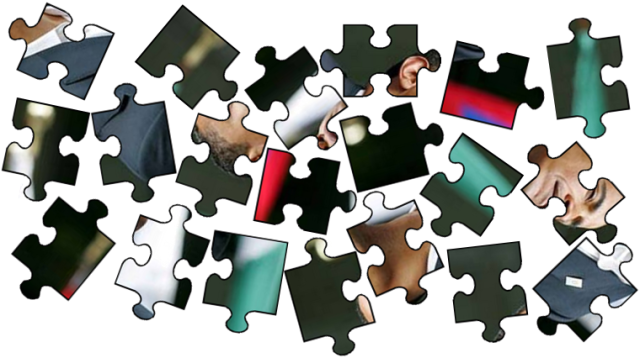 Scrambled puzzle