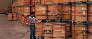 LANL storage of thorium