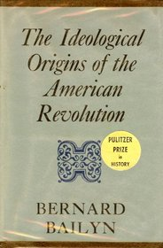 Book Cover - Ideological Origins of the American Revolution