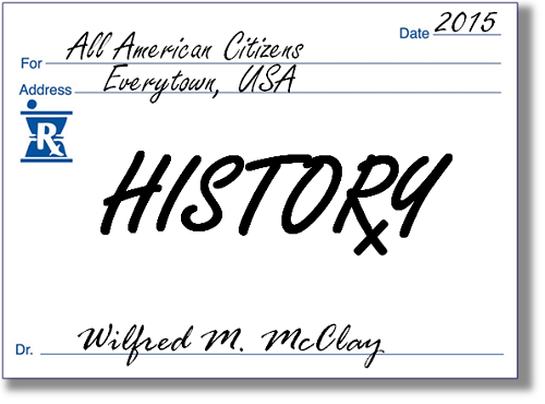 Dr. McClay Prescription for America
