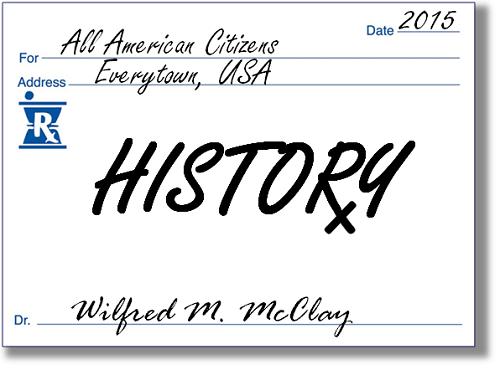 Dr. McClay Prescription for America